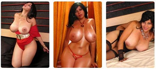 maritza exposing her big naturals at mexican lust