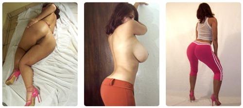 mature maritza revealing her big ass